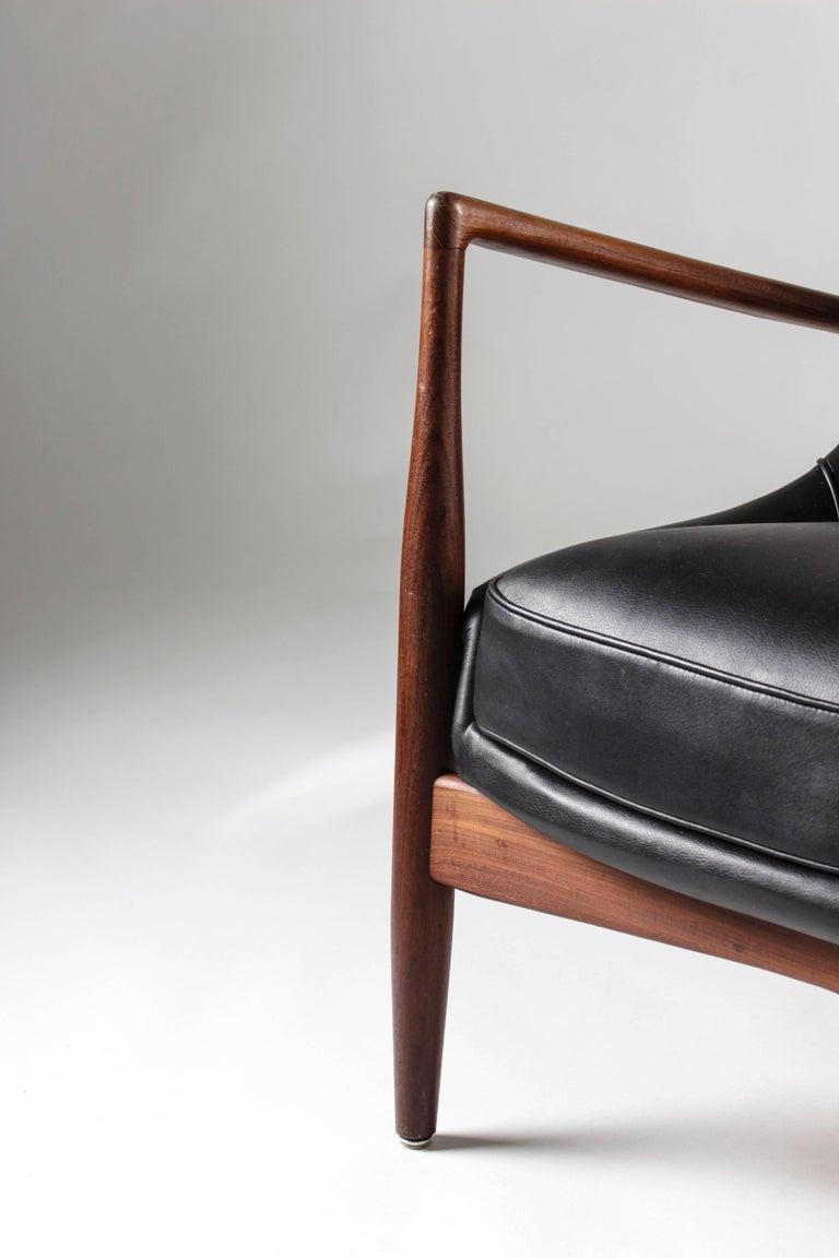 20th Century Scandinavian Midcentury Lounge Chair