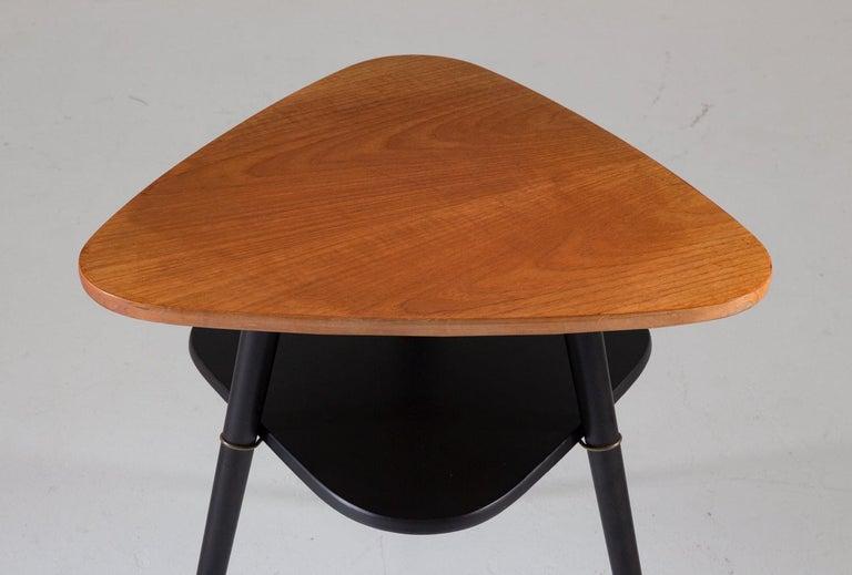 Scandinavian midcentury side table