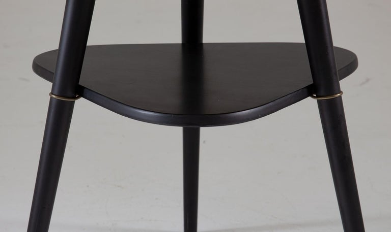 Mid-Century Modern Scandinavian Midcentury Side Table