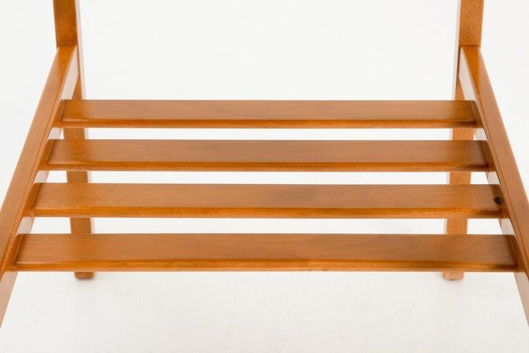 Scandinavian Midcentury Bedside Tables by Bertil Fridhagen for Bodafors, 1960s 3