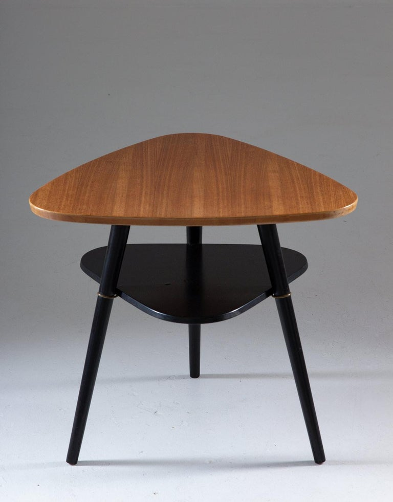 Scandinavian midcentury side table