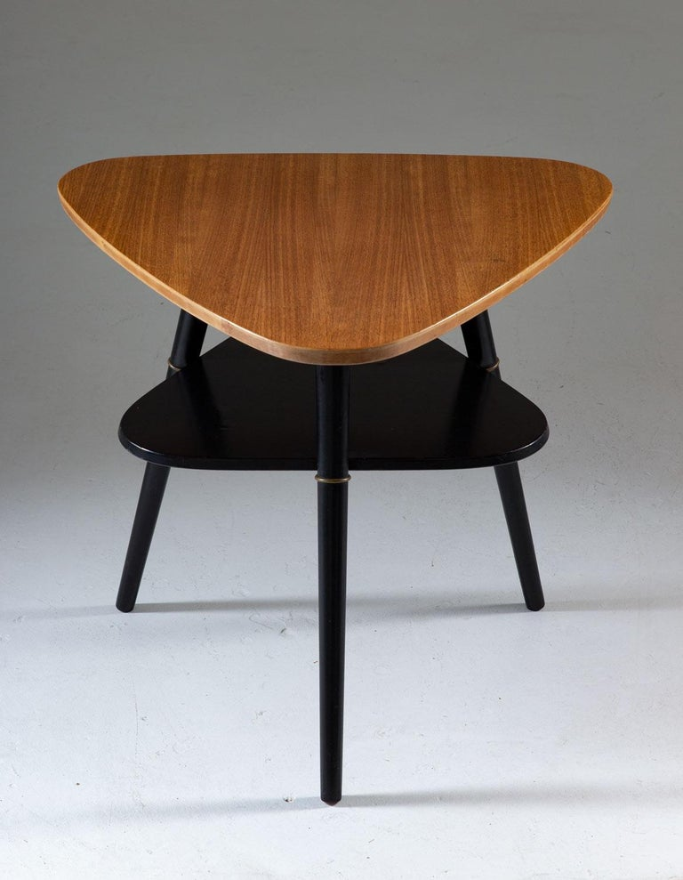 Swedish Scandinavian Midcentury Side Table