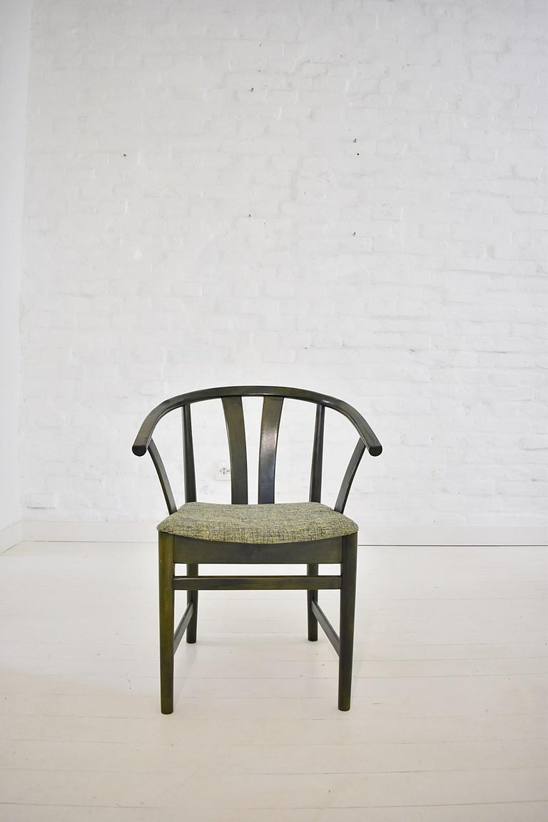20th Century Scandinavian Modern Armchair
