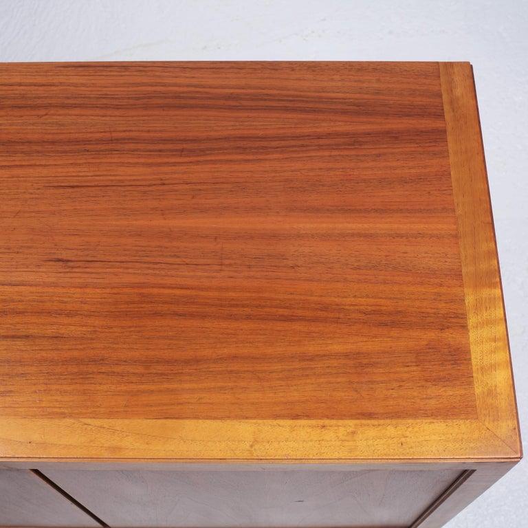 Scandinavian Modern Bookcase by Alf Svensson for Bodafors, 1963 For Sale 5