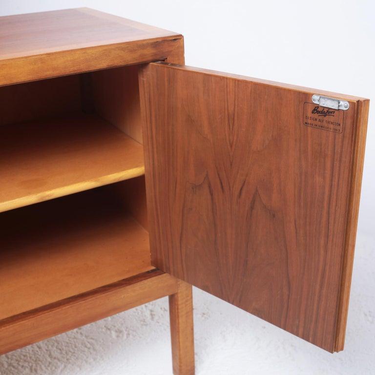 Scandinavian Modern Bookcase by Alf Svensson for Bodafors, 1963 For Sale 2