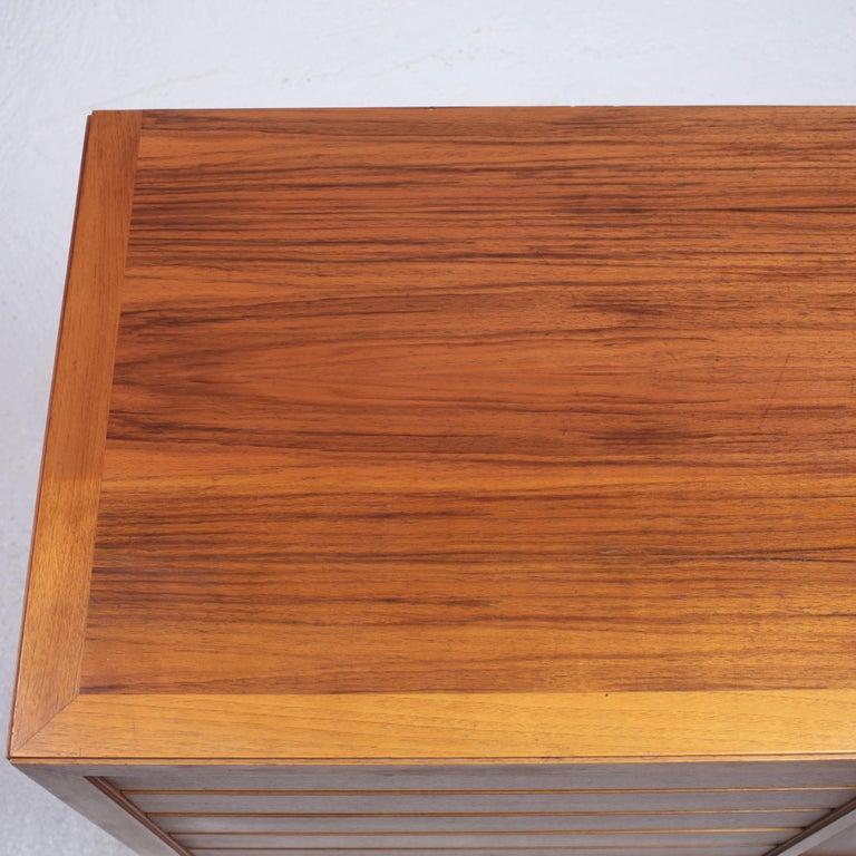 Scandinavian Modern Bookcase by Alf Svensson for Bodafors, 1963 For Sale 3