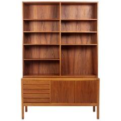 Scandinavian Modern Bookcase by Alf Svensson for Bodafors, 1963