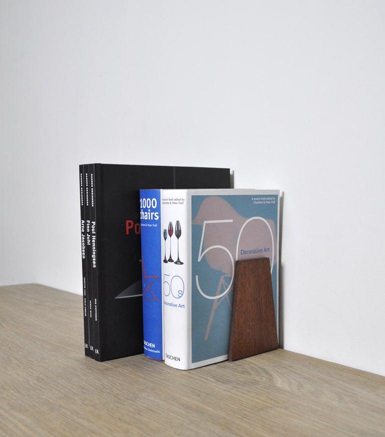 Scandinavian Modern Bookends, 1960s For Sale 1