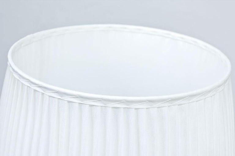 Mid-20th Century Scandinavian Modern Brass Floor Lamps