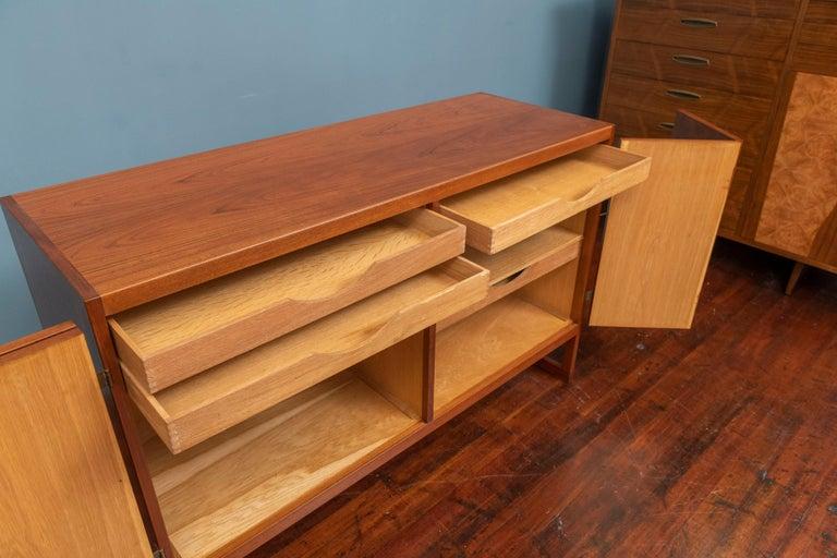 Scandinavian Modern Cabinet by Borge Mogensen For Sale 2