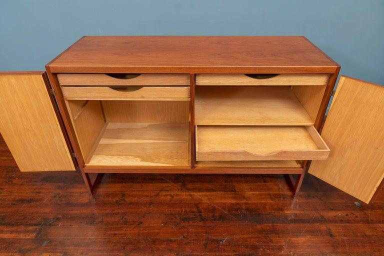 Scandinavian Modern Cabinet by Borge Mogensen For Sale 3