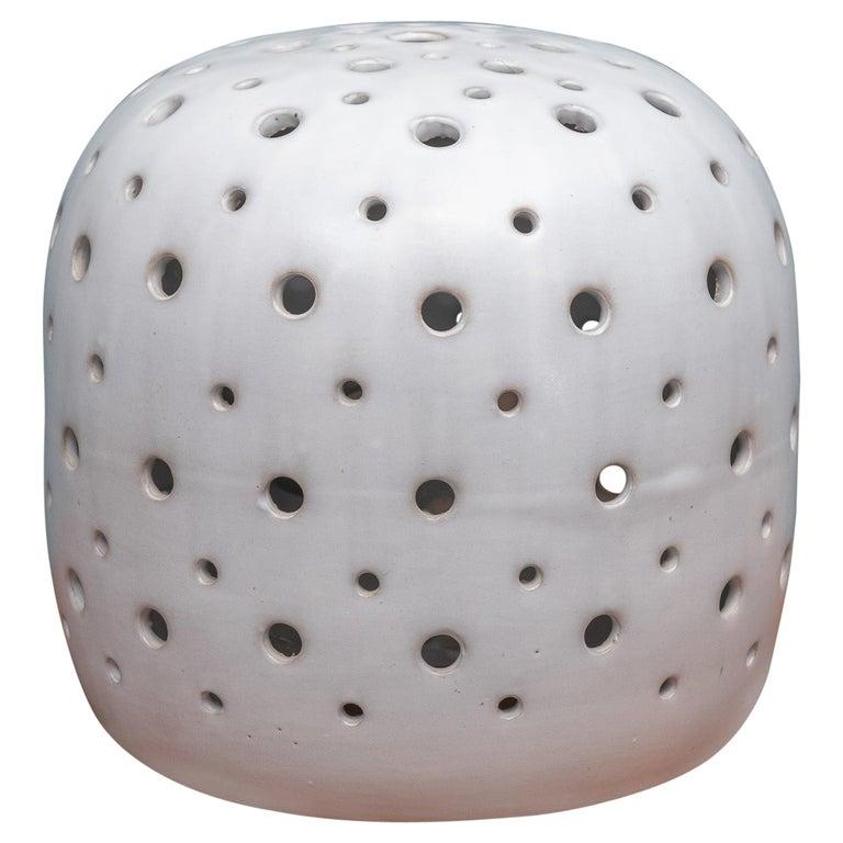Scandinavian Modern Ceramic Table Lamp For Sale