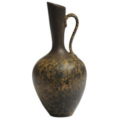 Scandinavian Modern Ceramic Vase by Gunnar Nylund for Rörstrand