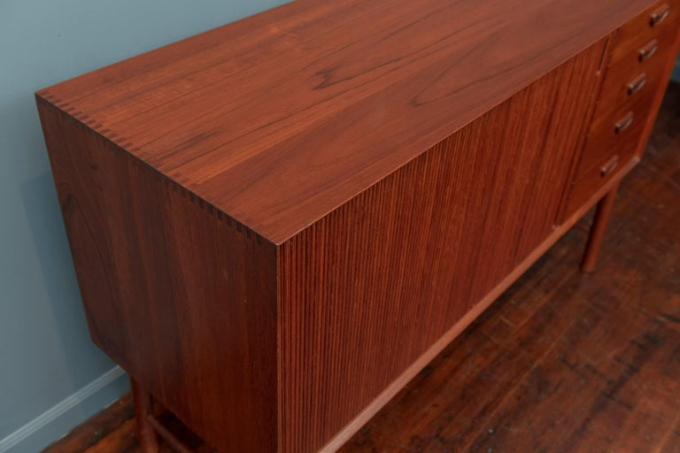 Scandinavian Modern Credenza by Peter Hvidt & Orla Moregaard In Good Condition For Sale In San Francisco, CA