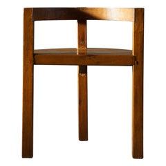 Scandinavian Modern Decorative Chair, 1930s
