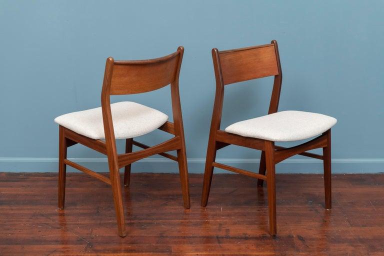 Mid-20th Century Scandinavian Modern Dining Chairs
