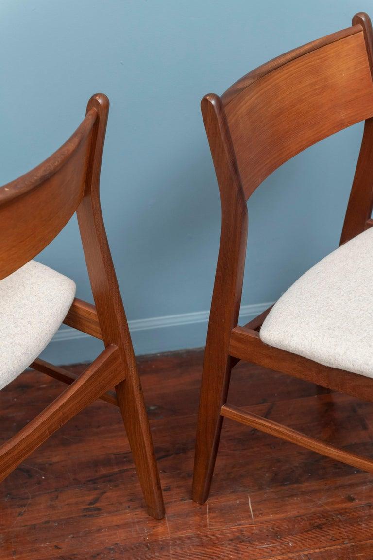 Scandinavian Modern Dining Chairs 1