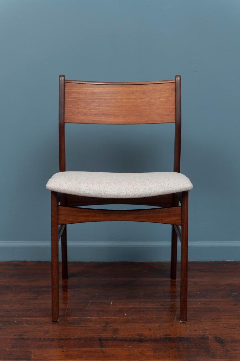 Scandinavian Modern Dining Chairs 2