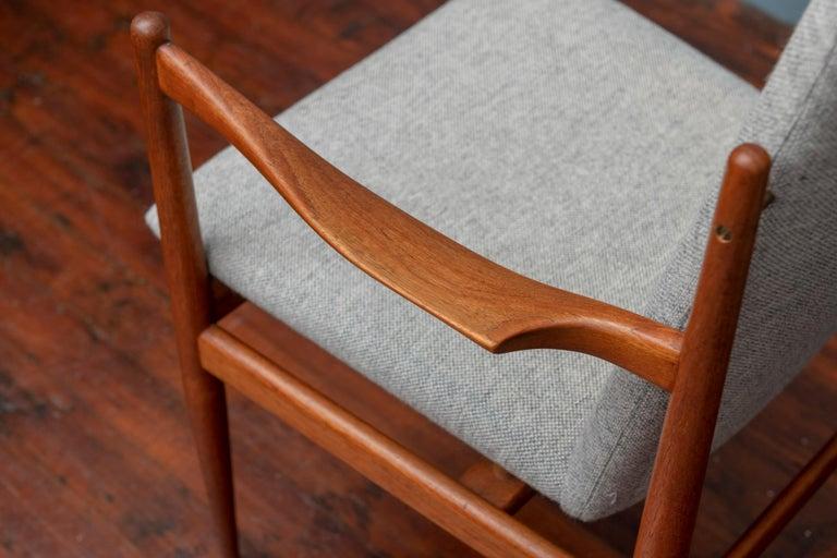Scandinavian Modern Dining Chairs For Sale 2