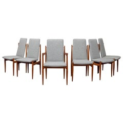Scandinavian Modern Dining Chairs