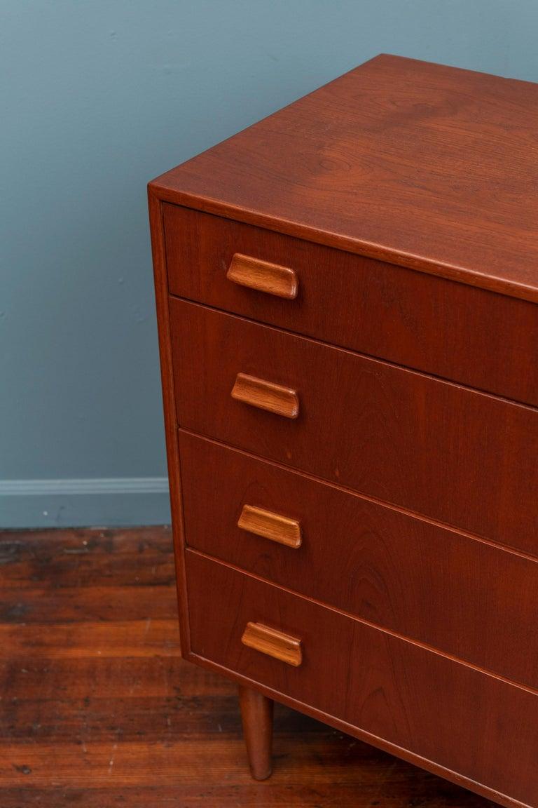 Scandinavian Modern Dresser by Torben Strandgaard For Sale 1