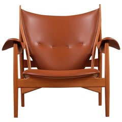 Finn Juhl Chieftain Brown Chair in Teak