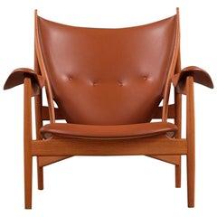 Finn Juhl Chieftain Brown Chair in Teak