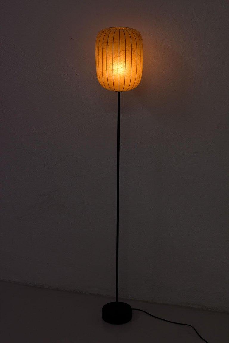 Scandinavian Modern Floor Lamp by Hans Bergström for Ateljé Lyktan, Sweden For Sale 5