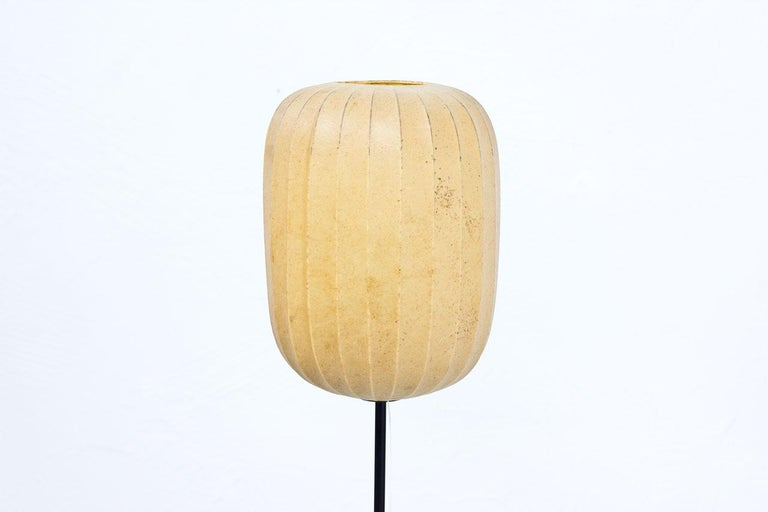 Swedish Scandinavian Modern Floor Lamp by Hans Bergström for Ateljé Lyktan, Sweden For Sale
