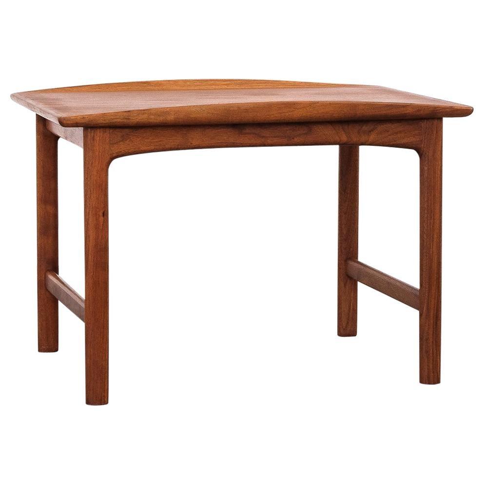 """Scandinavian Modern """"Frisco"""" Teak Coffee Table by Folke Ohlsson, Sweden, 1960s"""