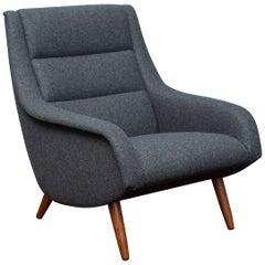Scandinavian Modern Lounge Chair