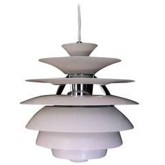 Scandinavian Modern Poul Henningsen PH Snowball Pendant Light