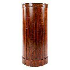Scandinavian Modern Rosewood Bar Cabinet