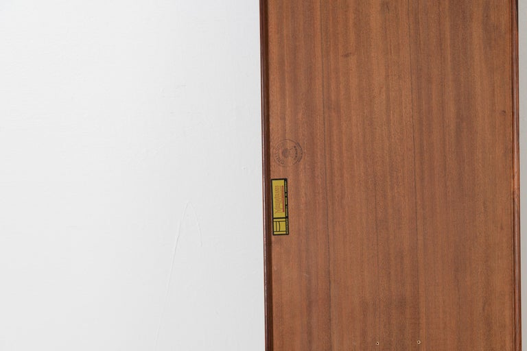 Scandinavian Modern Rosewood Bench by Torbjørn Afdal for Bruksbo For Sale 5