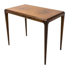 Scandinavian Modern Rosewood Side / Coffee Table by Johannes Andersen, 1960s