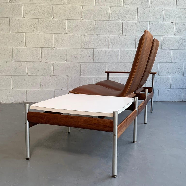 Scandinavian Modern Seating and Table Ensemble by Sven Ivar Dysthe For Sale 2