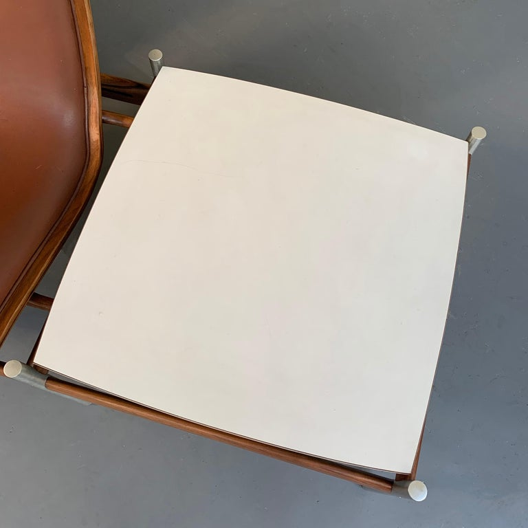 Scandinavian Modern Seating and Table Ensemble by Sven Ivar Dysthe For Sale 3