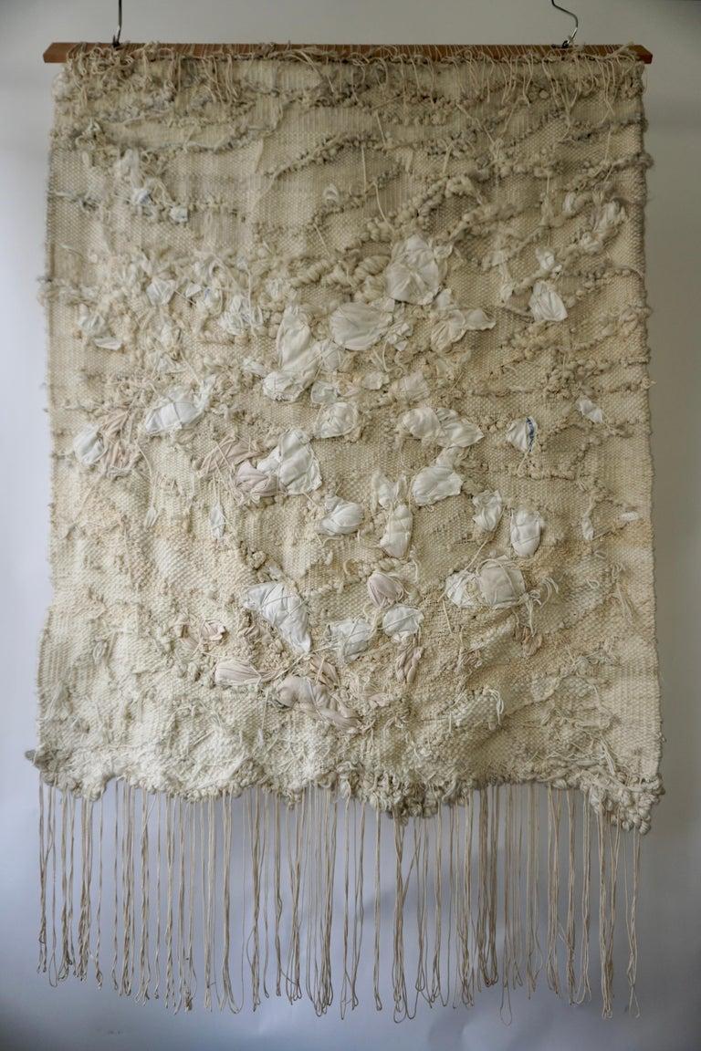 Wool Scandinavian Modern Swedish Vintage Tapestry