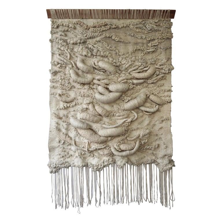 Scandinavian Modern Swedish Vintage Tapestry