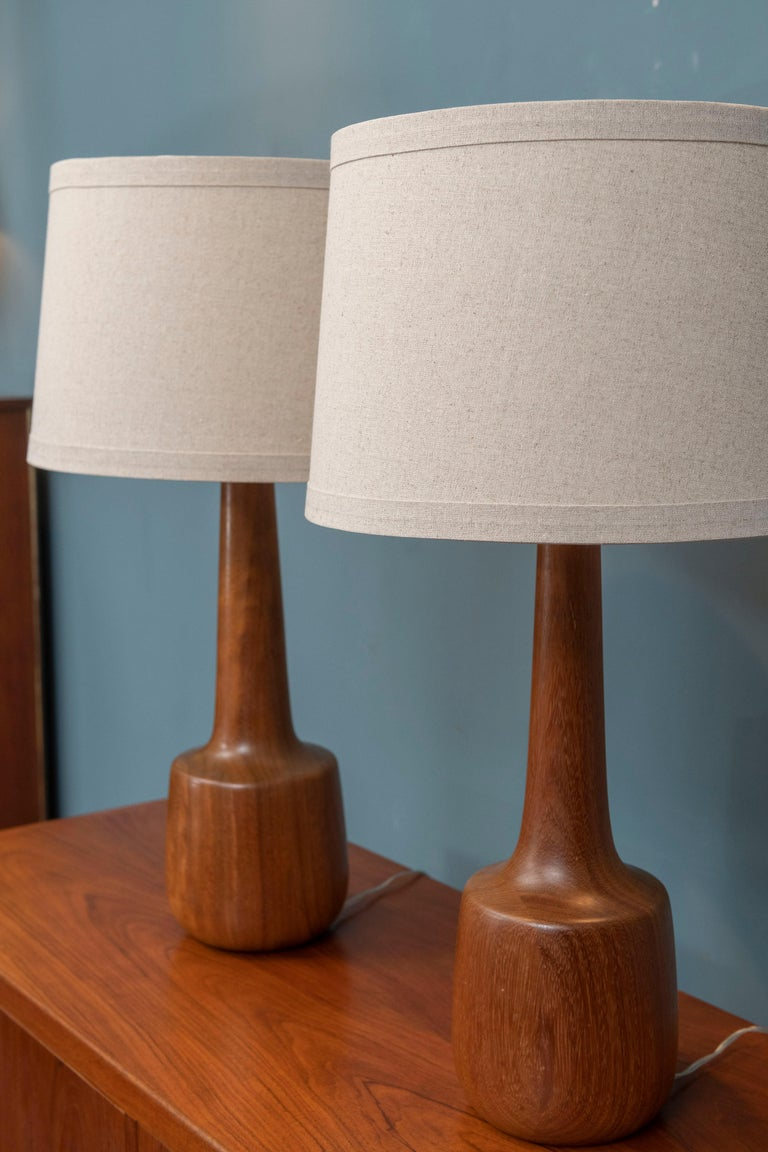 Danish Scandinavian Modern Table Lamps