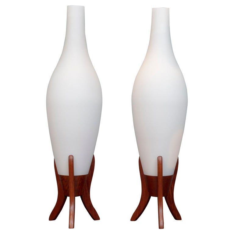 Scandinavian Modern Table Lamps For Sale