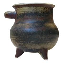 Scandinavian Modern Tri-stand Vase by Brita Heilimo for Arabia