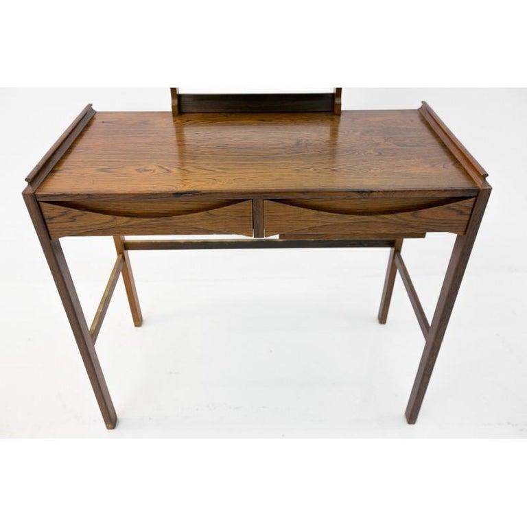 Mid-20th Century Scandinavian Modern Vanity / Dressing Table by Arne Vodder, 1960s For Sale