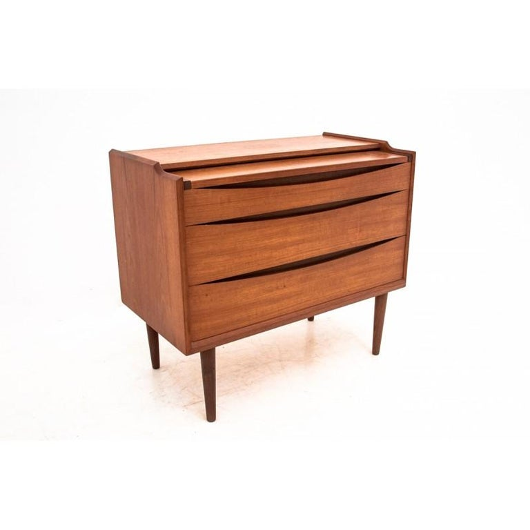 Scandinavian Modern Vanity / Dressing Table by Arne Vodder, 1960s For Sale 1