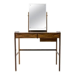 Scandinavian Modern Vanity / Dressing Table by Arne Vodder, 1960s