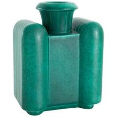 Scandinavian Modern Wilhelm Kage Art Deco Argenta Vase