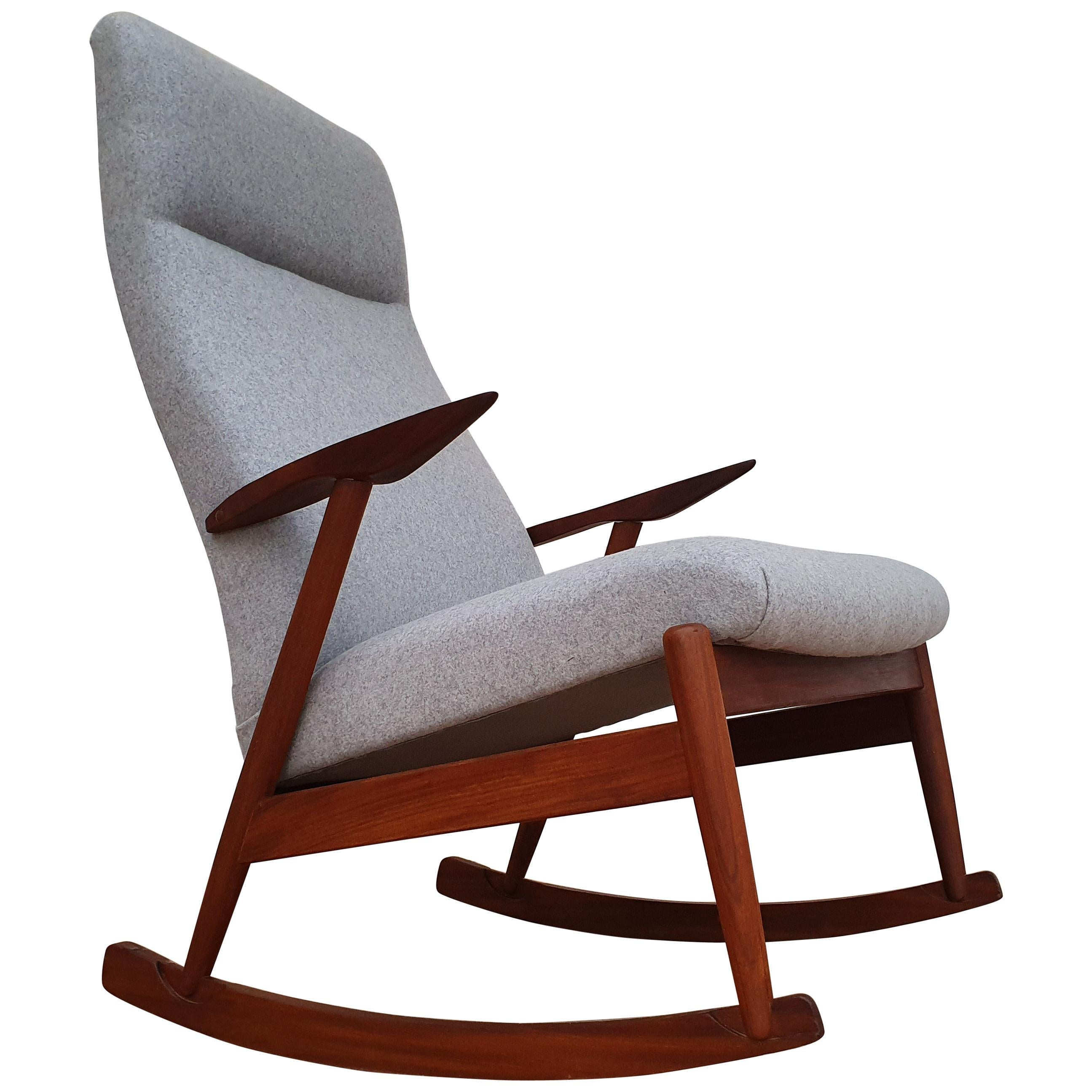 Enjoyable Danish Rocking Chairs 117 For Sale At 1Stdibs Pdpeps Interior Chair Design Pdpepsorg