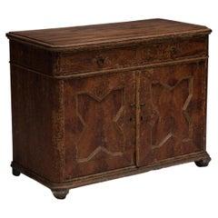 Scandinavian Side Cabinet, Circa 1780