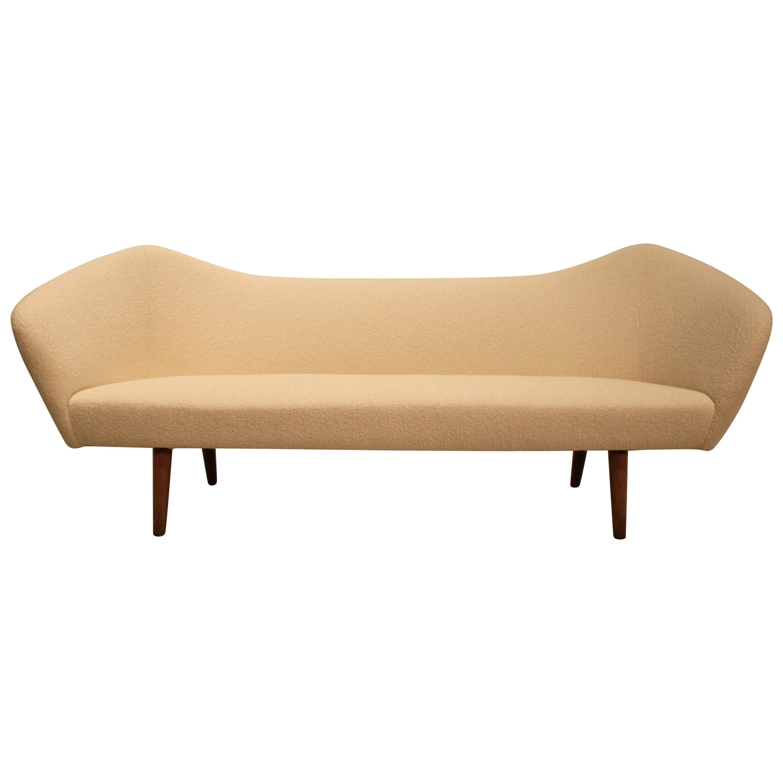Large Sofa by Fredrik A. Kayser, 1950s