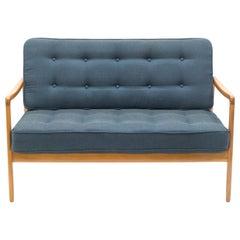 Scandinavian Sofa by Ole Wanscher FD 109 from 1960s